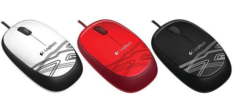 Mouse Kabel Logitech M105 jual logitech wired optical mouse m105 910 002920 black murah bhinneka