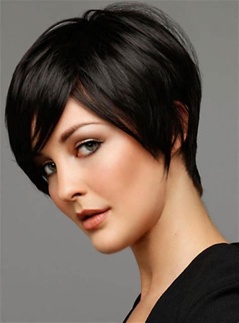 short hairstyles for oval face thick hair 1000 images about 2015 hair on pinterest short haircuts