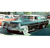 1965 Cadillac Station Wagon NOT Ambulance Or Hearse