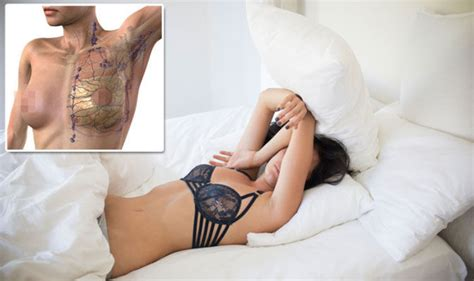 wearing bra to bed wearing a bra to bed does not prevent sagging says expert