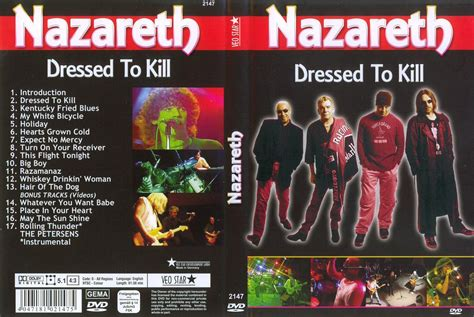 A Place To Kill Dvd Nazareth Dressed To Kill 2007 Avaxhome