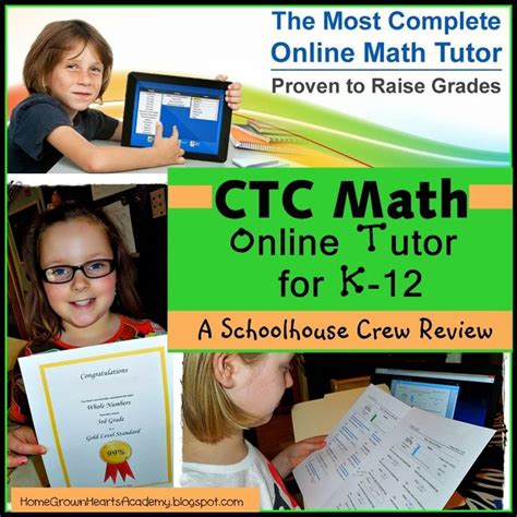 online tutorial math 35 best ctcmath reviews images on pinterest homeschool