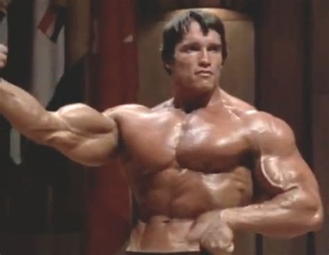 mr will w pop maven arnold schwarzenegger to visit pumping iron inspires decades after its release