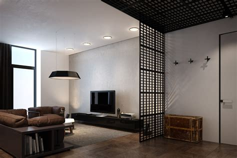 recessed lighting ideas for living room accentuate the positive in two artful apartments