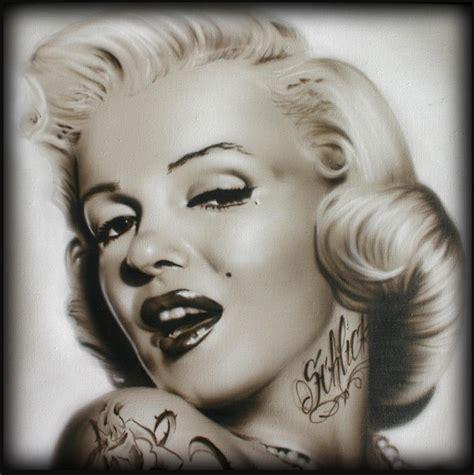 tattoos of marilyn monroe marilyn me marilyn