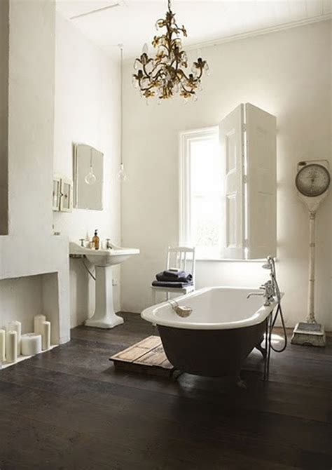 clawfoot tub bathroom design 26 great pictures and ideas of bathroom floor