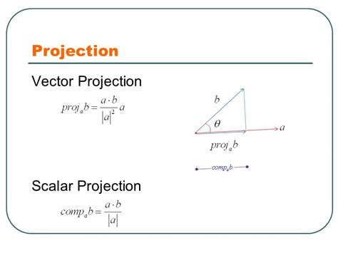 section formula vectors section 12 3 the dot product ppt video online download