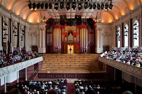 Organ Concert Brings To Audiences Auckland Town