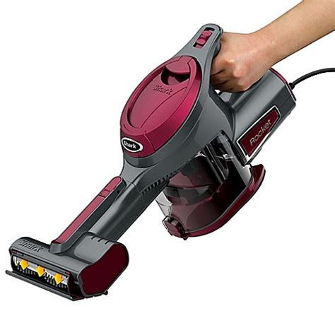 bed bath beyond shark vacuum shark 174 rocket handheld vacuum bed bath beyond