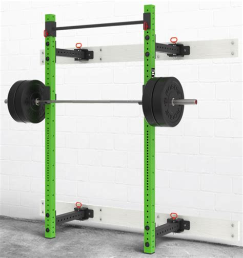 Wall Mounted Power Rack by Rogue Rml 3wc Fold Back Wall Mount Power Rack