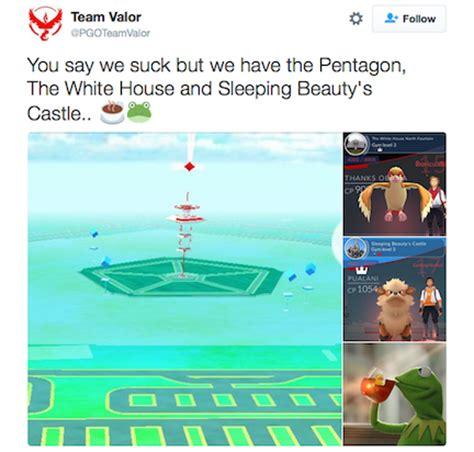 Pokemon Team Memes - 14 pokemon go memes that explain the ongoing team feud