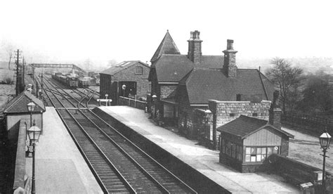 South Elmsall Station opened in 1866. SO.   OUTWOOD COMMUNITY VIDEO   Michael Hooley