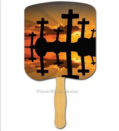 Religious Fan Church Religious Wholesale China