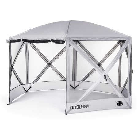 big w gazebo flexion gazebo big w