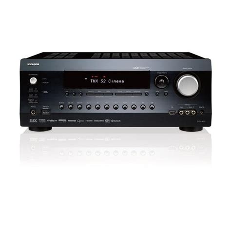 integra dtr 40 5 home theatre receiver home cinema at