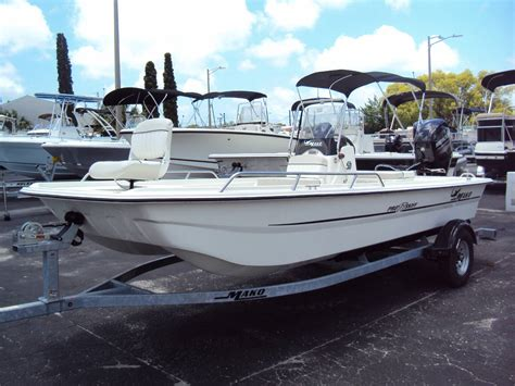 mako boats california mako pro 17 skiff cc boats for sale boats
