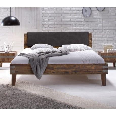 bett 140x200 kopfteil hasena factory line loft 18 vintage brown kopfteil varus