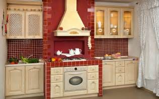 How To Design A Kitchen by Modern Kitchen Designs In Red Interior Decorating Home