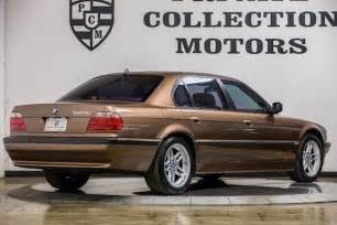 740il Bmw 2001 Bmw 740il German Cars For Sale