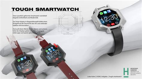Rugged Smartwatch by Rugged Smartwatch Concept Phones