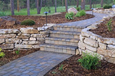 Landscape Network Retaining And Landscape Wall Calimesa Ca Photo