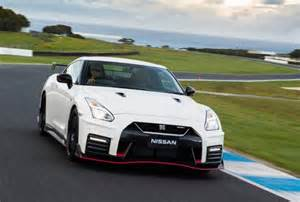 Nissan Nismo 2017 Nissan Gt R Nismo On Sale In Australia From 299 000