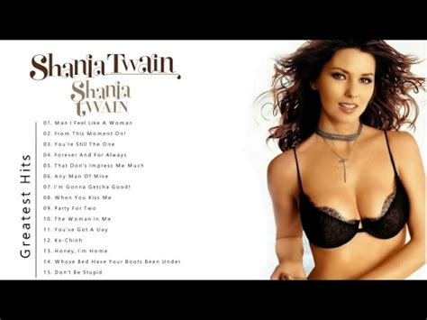 shania best of best of shania greatest hits album
