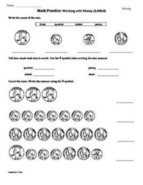 1000+ images about Math - Grade 2 - MD8 - counting money