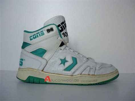 cons basketball shoes details about 1991 vintage converse cons 100 basketball hi