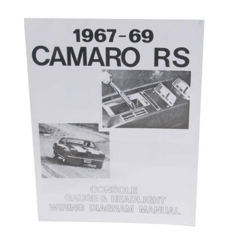 jim osborn mp0050 1967 69 rs headlight console wiring manual