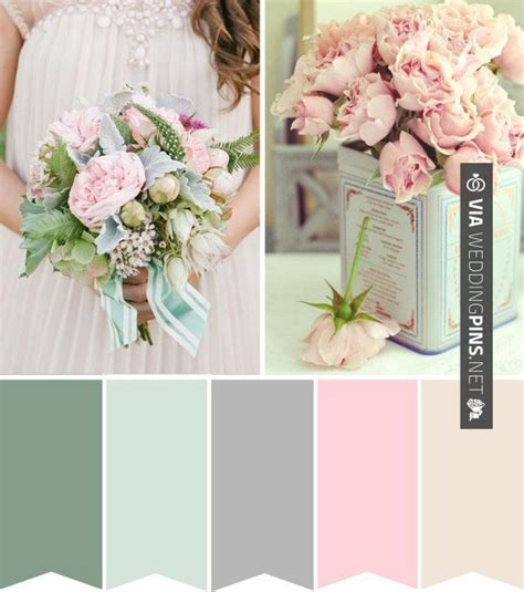 78 images about wedding colour schemes 2017 on pinterest
