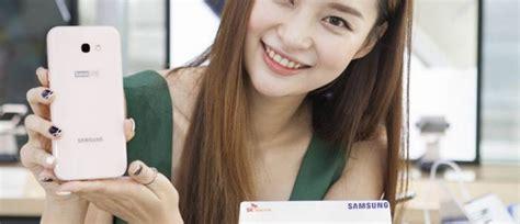 Samsung Galaxy A7 Di Korea Samsung Galaxy A7 2017 Has Bixby In South Korea