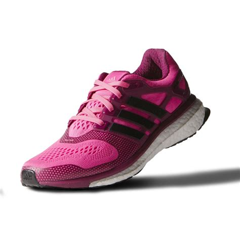 adidas energy boost 2 esm womens pink sneakers running sports shoes trainers ebay