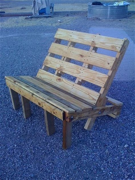 garden bench made from pallets america furniture indoor and outdoor pallet bench sitting