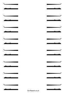 lock rake template 1000 images about mics on locks lock