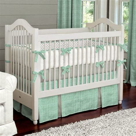 Neutral Baby Crib Bedding 61 Best Images About Gender Neutral Crib Bedding On Taupe Pom Pon And Gray Chevron