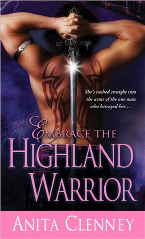 embrace the books embrace the highland warrior connor clan 2 by