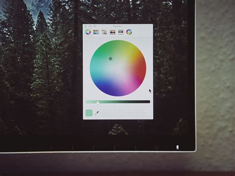 os x color picker color swatches und color picker unter os x gdgts
