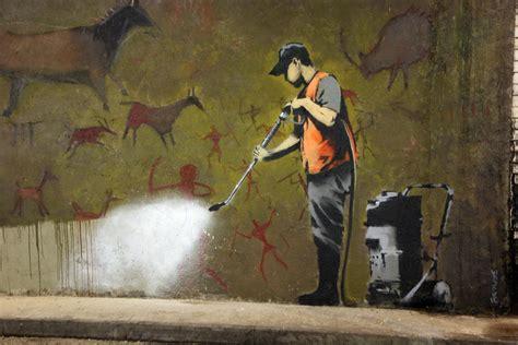 Awesome Graffiti Removal Phoenix #1: BANKSY-graffit-removal.jpg