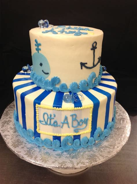 Baby Shower Cakes For Boys by Custom Theme Specialty Cakes For Birthdays