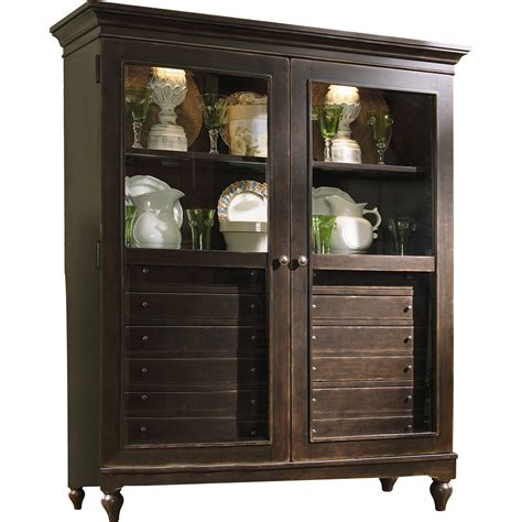 paula deen china cabinet paula deen home the bag lady s china cabinet reviews