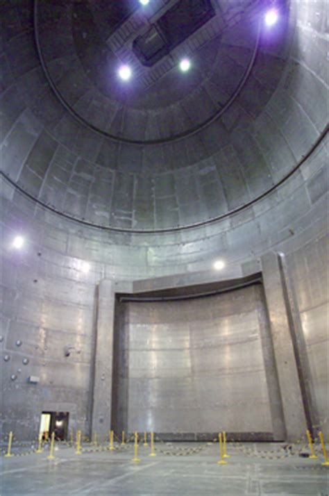 Why Is Space Called A Vacuum Nasa World S Largest Vacuum Chamber To Test