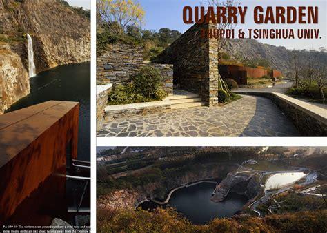 Quarry Botanical Garden Grounded Design By Rainer Landscape Architecture S Finest Moment
