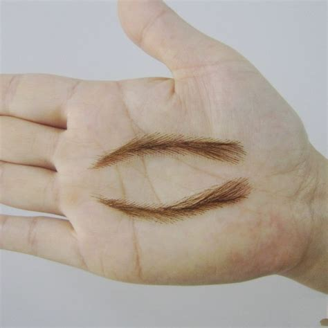 temporary tattoo eyebrows 17 best ideas about eyebrows on