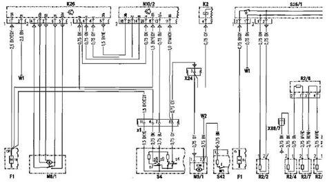 Mercedes Wiring Diagram Merc Wiring Diagram Merc Mercedes Free Wiring Diagrams