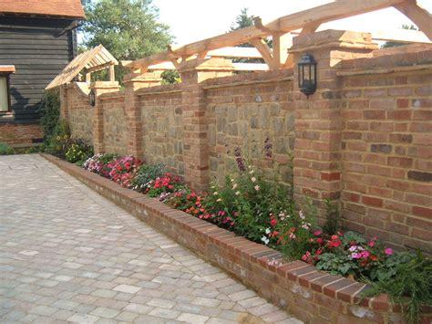 Dougcusdenlandscapes 100 Feedback Landscape Gardener In Brick Garden Wall Designs