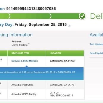 United States Post Office Tracking by United States Postal Service 10 Photos 26 Reviews