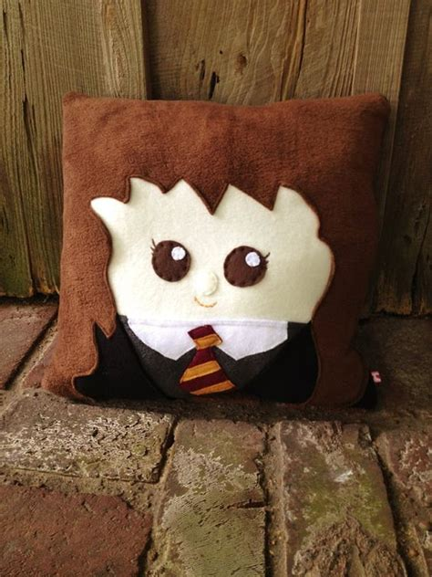 Harry Potter Pillow by Cuddly Harry Potter Pillow Hermione Granger By Moosquares