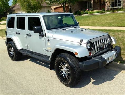 2011 Jeep Wrangler Top Sell Used 2011 Jeep Wrangler Unlimited And