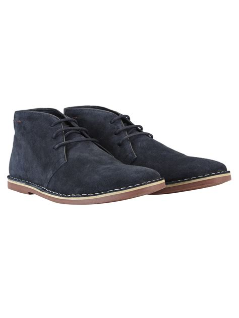 anything blue navy blue suede boots burton anything blue